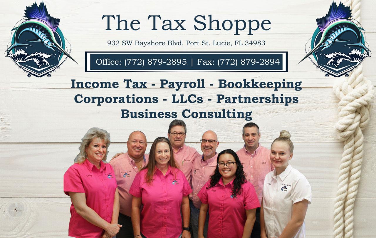 Tax Shoppe Crew 2021